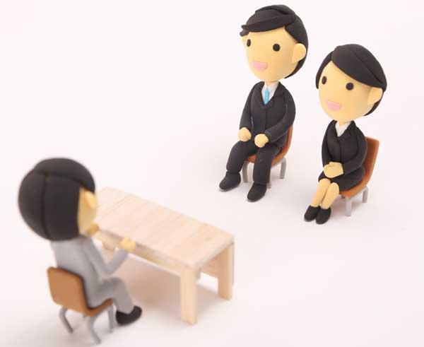 就職活動の面接の失敗談